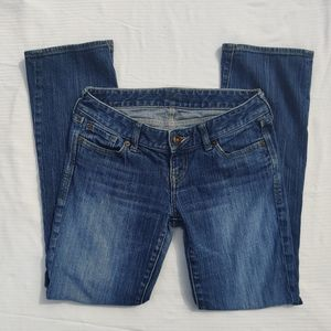 Express Straight Leg Jeans Size 2S